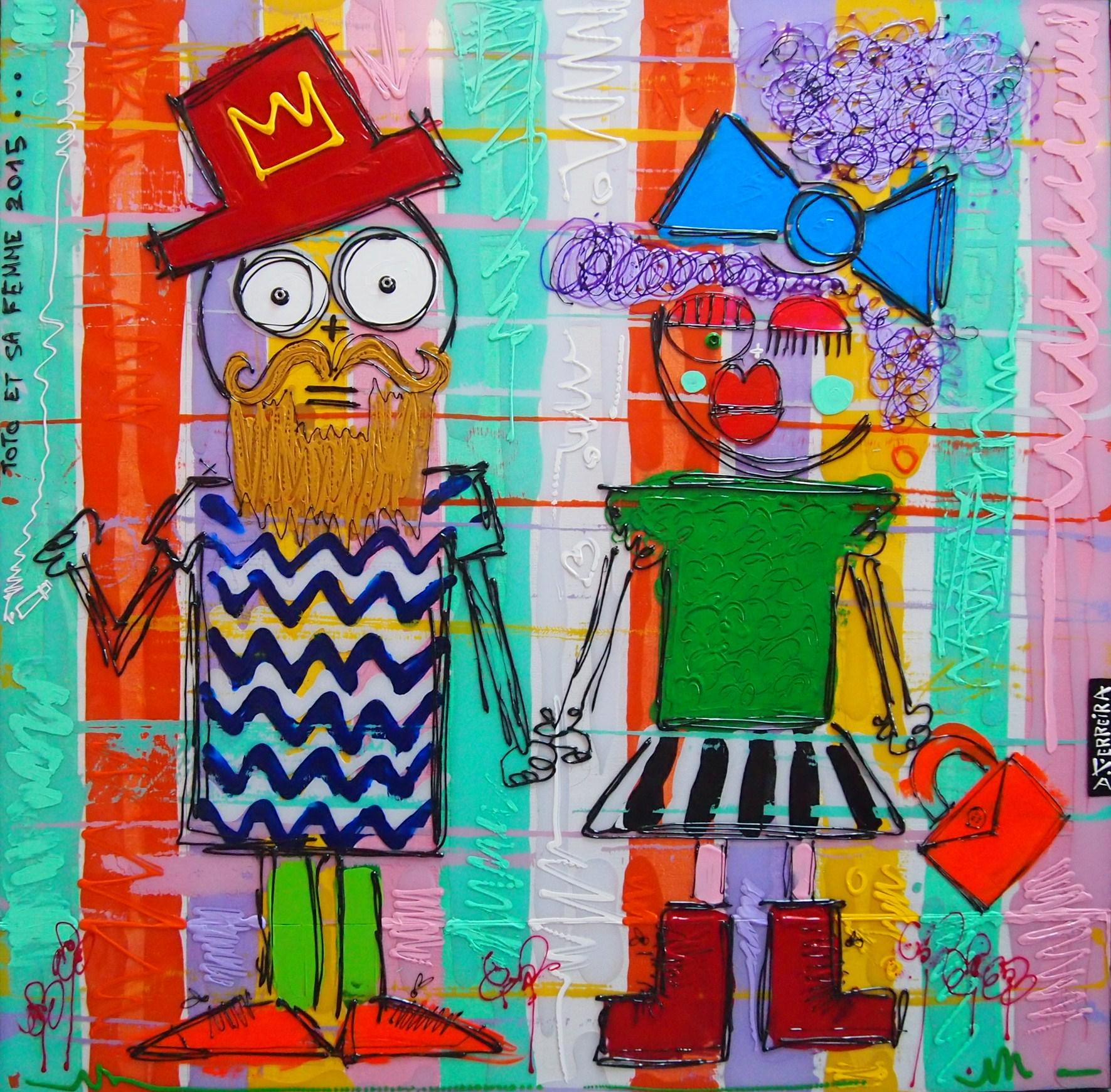 Toto et sa femme 2015