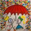 Toto et sa femme parapluie