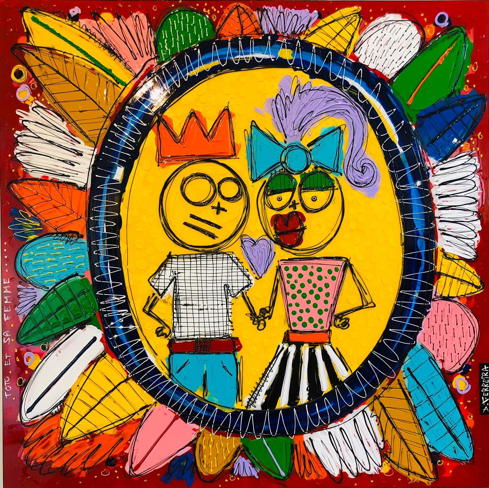 Toto et sa femme