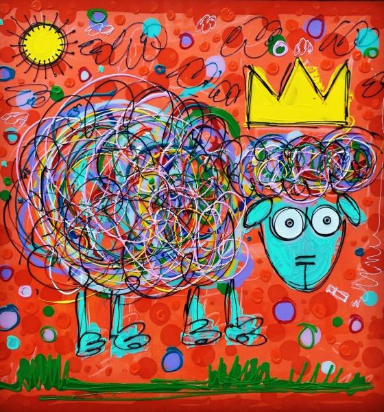 Dessine moi un mouton Toto