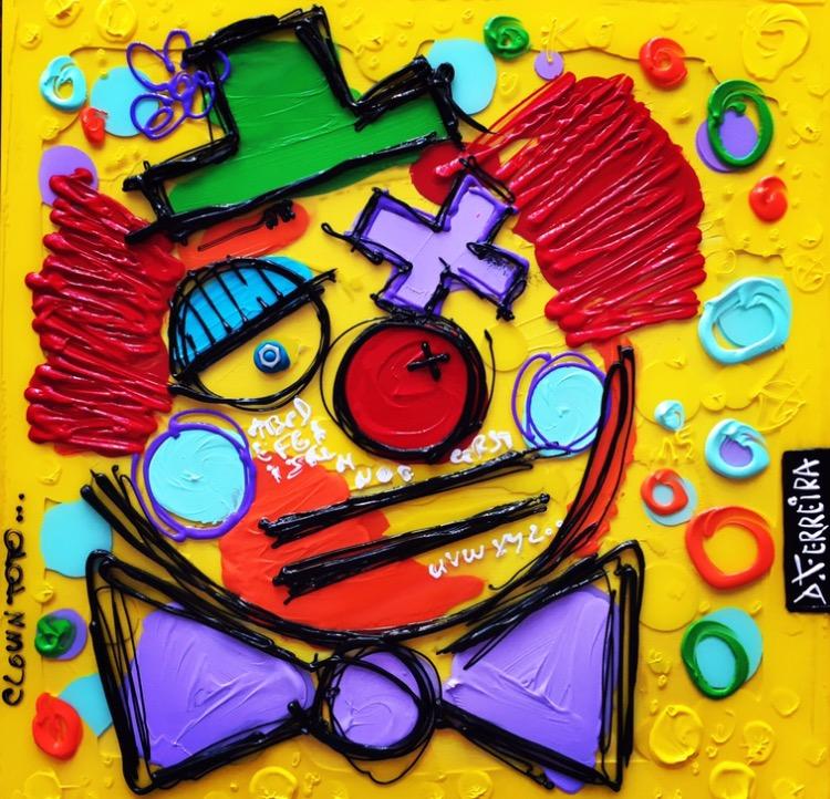 Clown toto