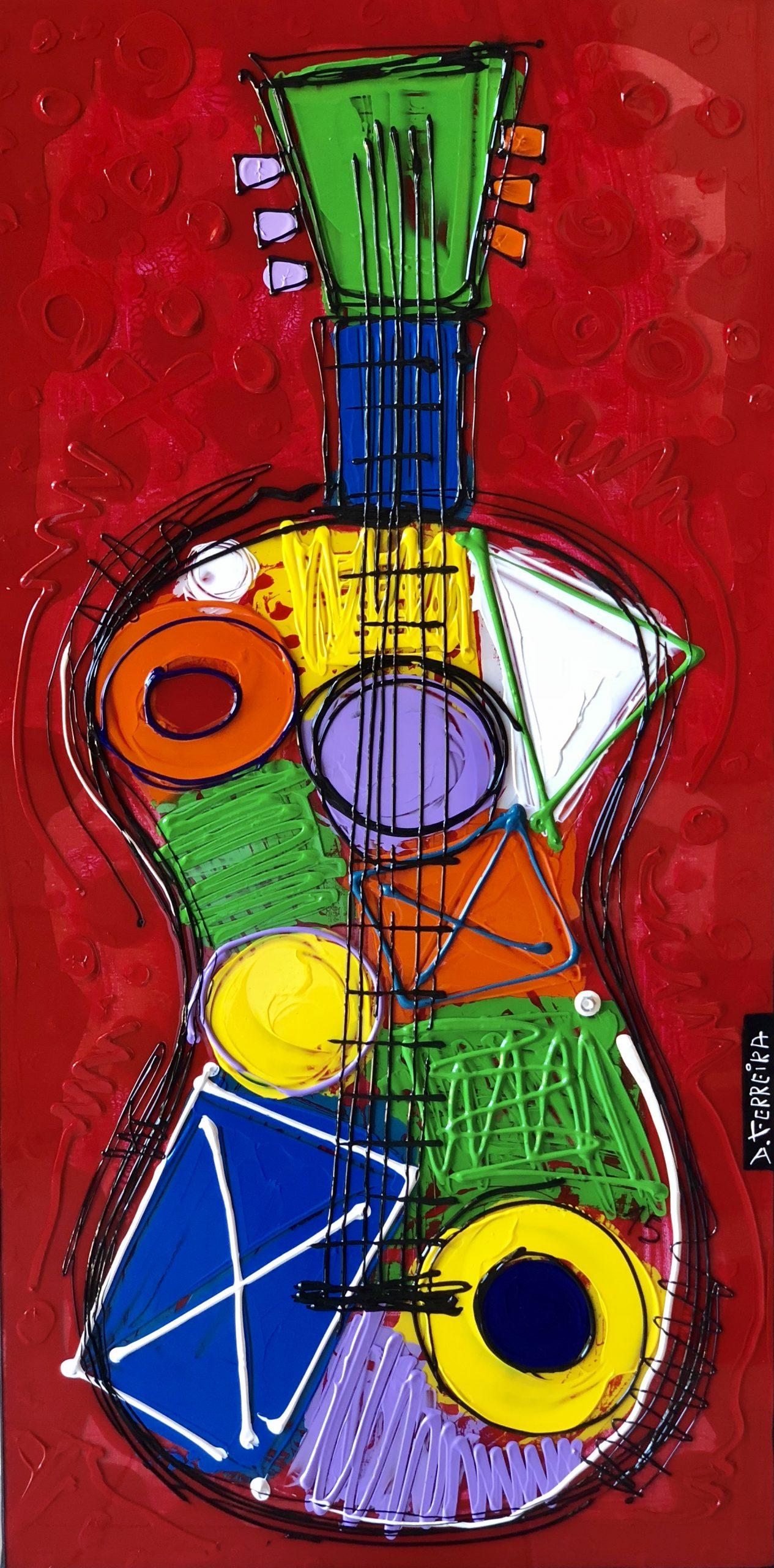 La Guitare à Toto 100/50