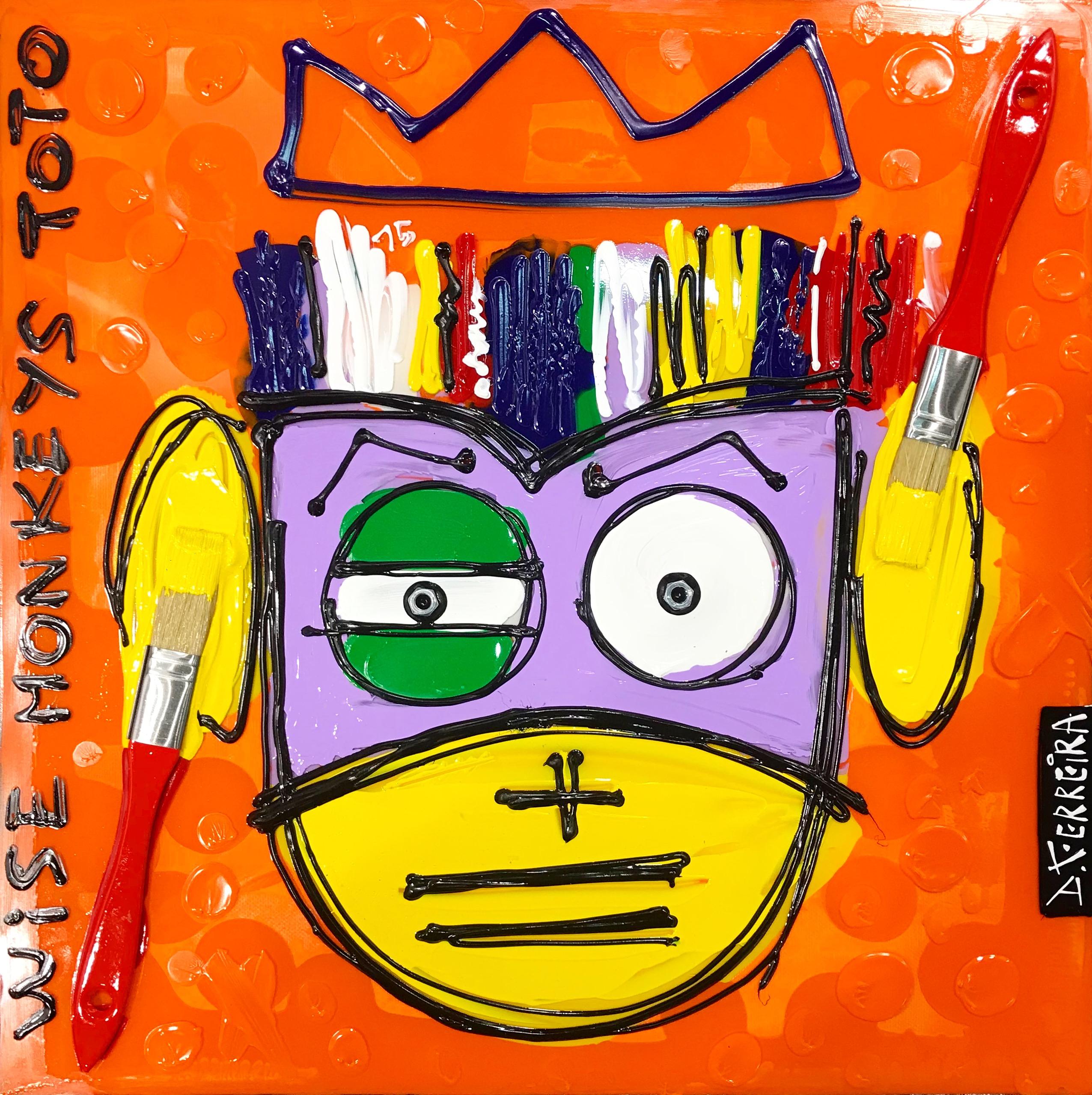 Wise monkeys Toto 40/40