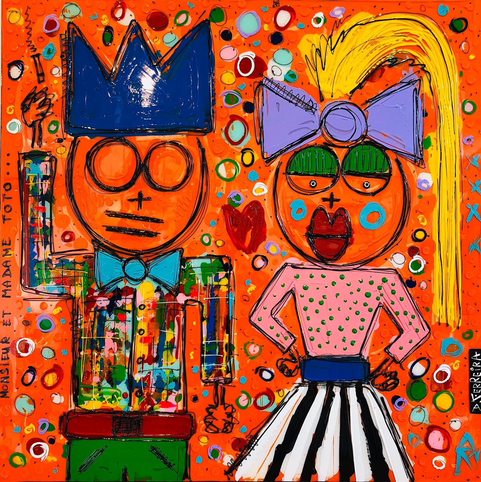 Monsieur et Madame Toto